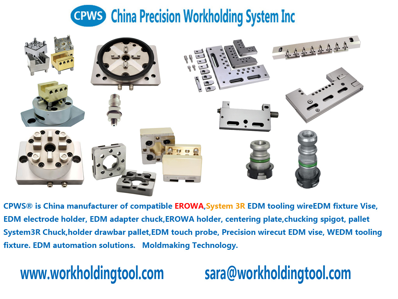 CPWS workholding